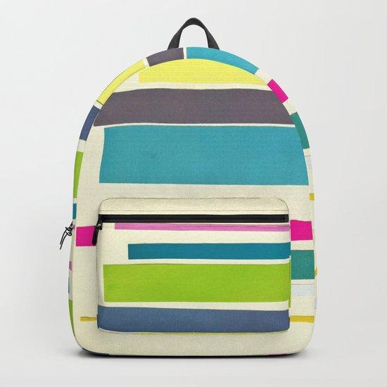 Layered Backpack