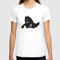 werewolf T-shirts featuring Werewolf by Shazuku