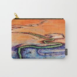 Darling River Aerial Carry-All Pouch
