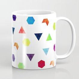 Random Geometry Coffee Mug