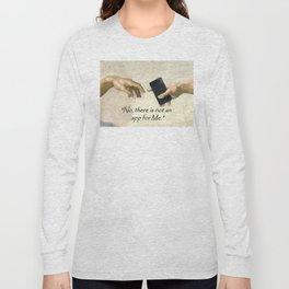 God's Gift -No App #2 Long Sleeve T-shirt