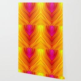 stripes wave pattern 3 s180 Wallpaper
