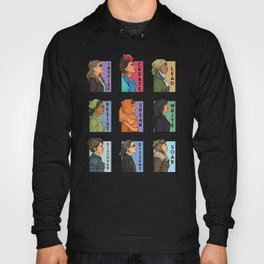 She Series Collage - Real Women Version 1 Hoody