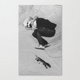 Skater Marx Canvas Print