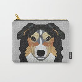 Zeke - mountain dog Carry-All Pouch