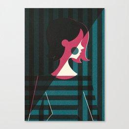 Control (Part II) Canvas Print