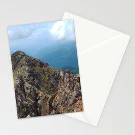 Rocky Summit Stationery Cards