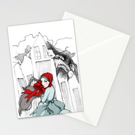 Red Ada Stationery Cards
