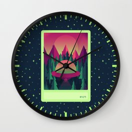 Proof #419 Wall Clock
