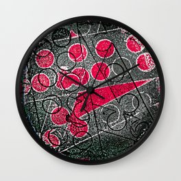 Circle Strip I Wall Clock