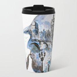 Mr. Sherlock Travel Mug