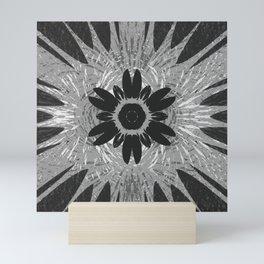 Magnet Flower fields Mini Art Print
