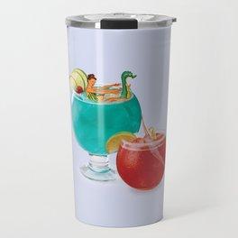thirsty thursday Travel Mug