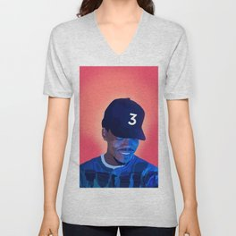Chance The Rapper Unisex V-Neck