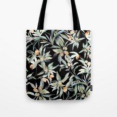 Watercolor Leaves Tote Bag