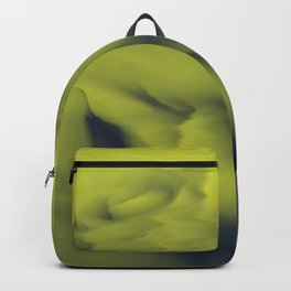 Yellow rose Backpack