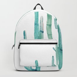 Cacti Fam Turquoise Backpack