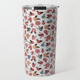 Pop Flower Belt Travel Mug