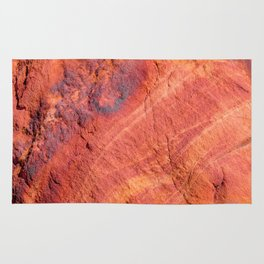 Natural Sandstone Art - Valley of Fire Rug