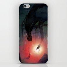 Shadow Friend iPhone Skin