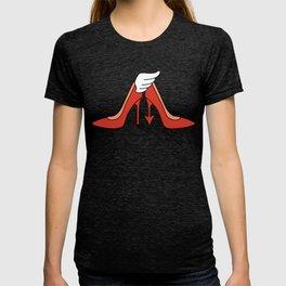 Angel vs Devil T-shirt