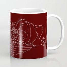 Beast Mode Coffee Mug