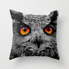 YOU'RE THE ORANGE OF MY EYES Throw Pillow