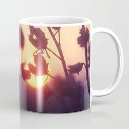 Garden Sunset Coffee Mug