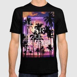 Smell the Sea Feel the Sky T-shirt
