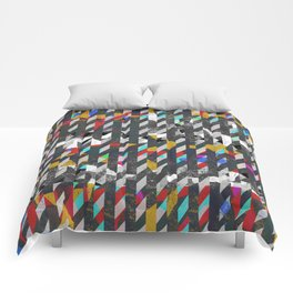 Colorful noise Comforters