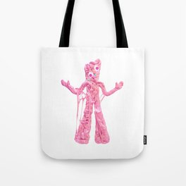 Bubble Gumby Tote Bag