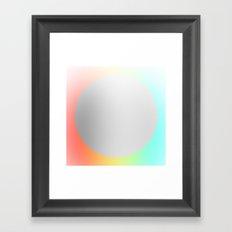 Subtle 1 Framed Art Print