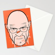 Walter White - Breaking Bad Stationery Cards