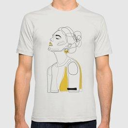 Yellow Lip T-shirt