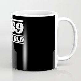 √169 Years Old 13th Birthday Square Root Coffee Mug