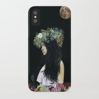 serenity iPhone & iPod Cases featuring Serenity by Melissa Hartley