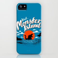 Monster Island Slim Case iPhone (5, 5s)