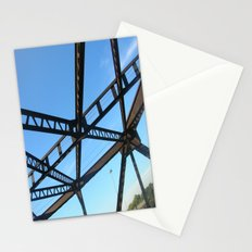 Bridge in Mpls Stationery Cards