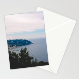 French Riviera Sightseeing Stationery Cards
