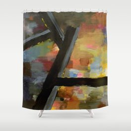 Spectrum 1 Shower Curtain