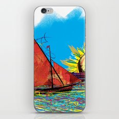 Arrival iPhone & iPod Skin