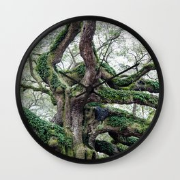 angel oak Wall Clock