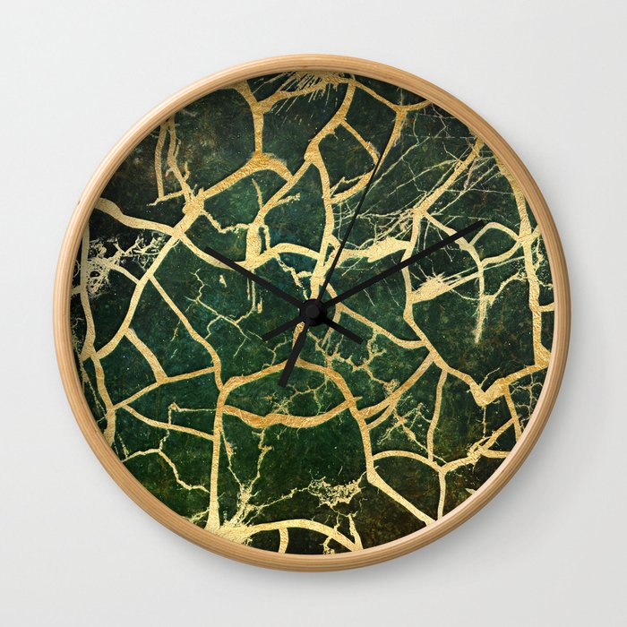KINTSUGI  ::  Let Go Wall Clock