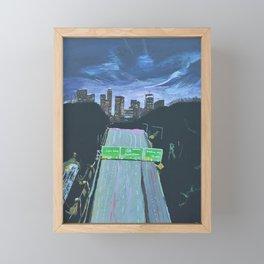 110 Framed Mini Art Print