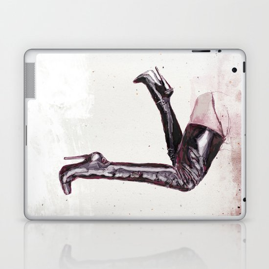 AFTER HOURS Laptop & iPad Skin