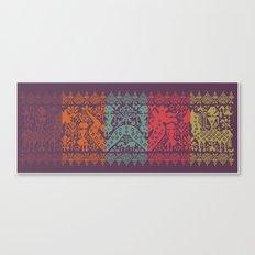 Cerita Raja II Canvas Print