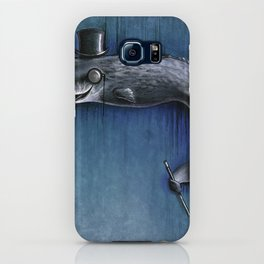 Dandy Whale iPhone Case