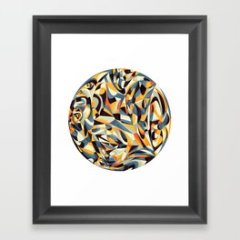 Something From Nothing Framed Art Print