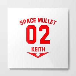 Keith Metal Print