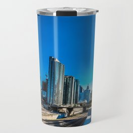 Downtown Toronto View Travel Mug